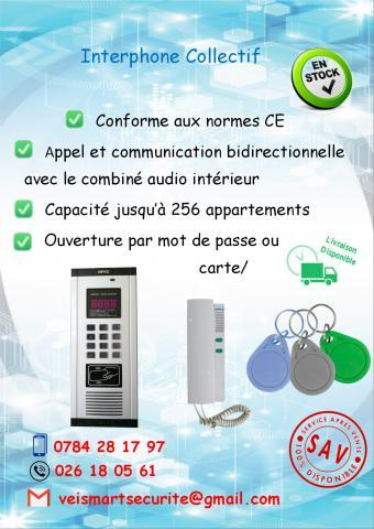 Interphone collectif