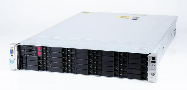 Serveur HP Proliant DL380p Gen8